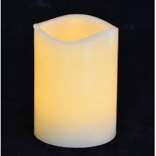 Свеча восковая LED, 7.5*10