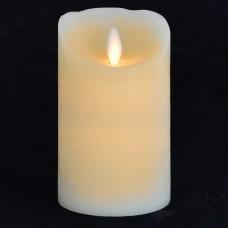Свеча восковая LED, 7.5*12.5 (подвижный фитиль)