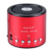 Портативная акустика WSTER WS-A8