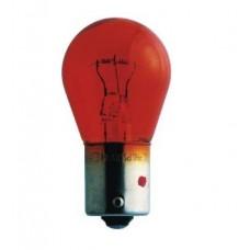 Лампа накаливания Philips желтая PY21W 24V 21W