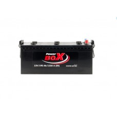 Батарея аккумуляторная PowerBox 12В 190Ач 1250A(EN) R+ (SLF19000)