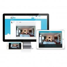 Комплект 3G Интернета с видеокамерой