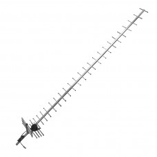 3G антенна CDMA 800 МГц направленного действия мощностью 24 дБ