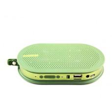 Портативная колонка Bluetooth F-8 Speaker 3.0 с микрофоном
