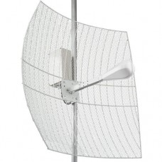 Параболическая 4G LTE антенна MIMO Kroks KNA27-1700/2700 27 дБ