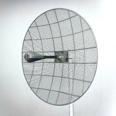 Параболическая 4G LTE антенна MIMO Kroks KNA30-1700/2700 30 дБ