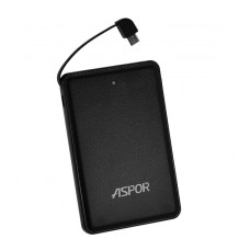 УМБ Aspor A372 Power Bank 4600 mAh