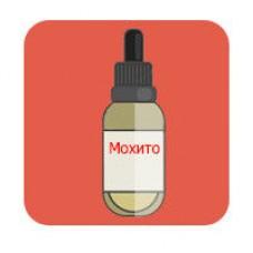 Жидкость для электронных сигарет Magic Forest - Мохито
