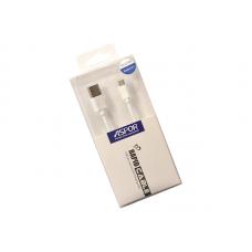 USB кабель Aspor A171 microUSB