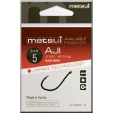 Крючки Metsui AJI цвет bln, размер № 2, в уп. 12 шт. (8803720031093)