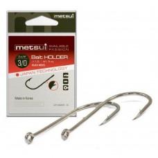 Крючки Metsui BAIT HOLDER цвет bln, размер № 10, в уп. 12 шт. (8803720031192)