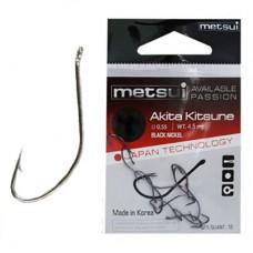 Крючки Metsui AKITA KITSUNE цвет bln, размер № 14, в уп. 12 шт. (8803720031703)