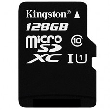 Kingston 128GB microSDXC C10