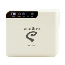 3G CDMA WiFi Роутер Haier Smartfren Connex M1 (Rev. B + Power Bank) (Интертелеком)