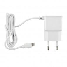 Сетевое зарядное устройство Aspor A801 Apple Lightning 1A