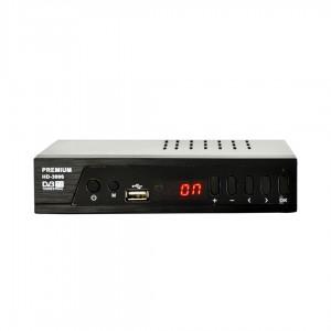 Цифровой ресивер DVB-T3 HD-3006