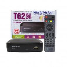 Цифровой ТВ-тюнер World Vision T62M DVB-T2