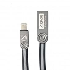 Кабель Aspor AC13 Apple Lightning 1.2 м