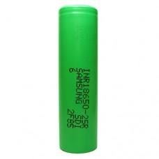 Высокотоковые аккумуляторы Samsung R25 2500 mAh 25A
