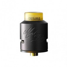 Дрип-атомайзер Authentic Desire Mad Dog RDA Rebuildable Dripping Atomizer