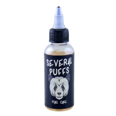Жидкость для электронных сигарет Several Puffs - Pine Cake(60ml)