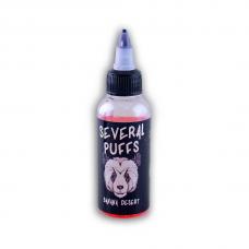 Жидкость для электронных сигарет Several Puffs - Banana Desert(60ml)