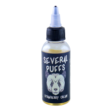 Several Puffs - Strawberry Cream(60ml)